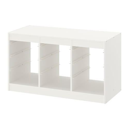 trofast basiselement ikea. Black Bedroom Furniture Sets. Home Design Ideas