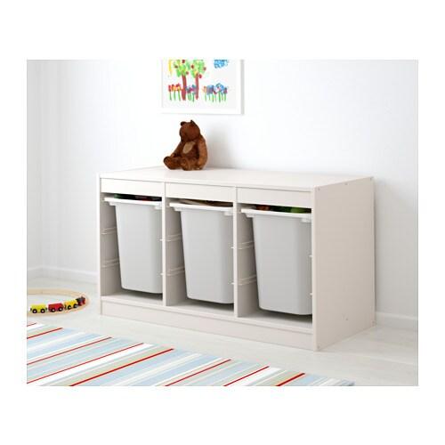 Ikea Trofast Kast Bakken