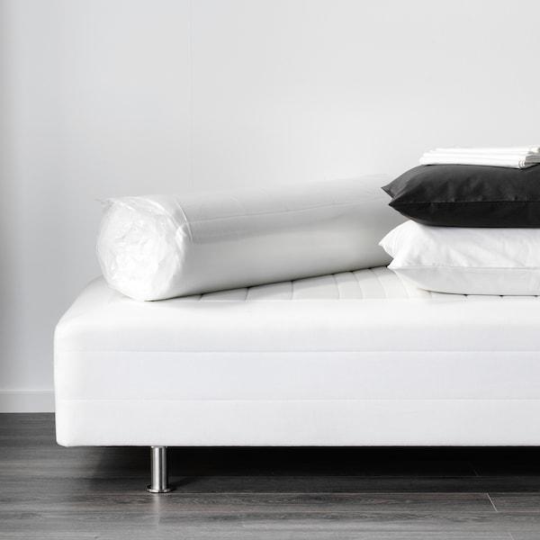 TUDDAL Topmatras, wit, 90x200 cm