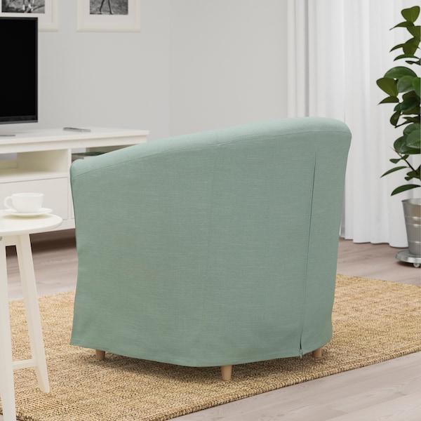 Tullsta Fauteuil Nordvalla Lichtgroen Ikea