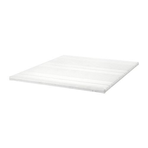 Topper Traagschuim Ikea.Tussoy Dekmatras 180x200 Cm Ikea