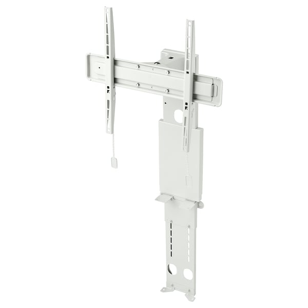 Tv Beugel Voor In Kast.Uppleva Tv Steun Draaibaar Lichtgrijs 37 55 Ikea