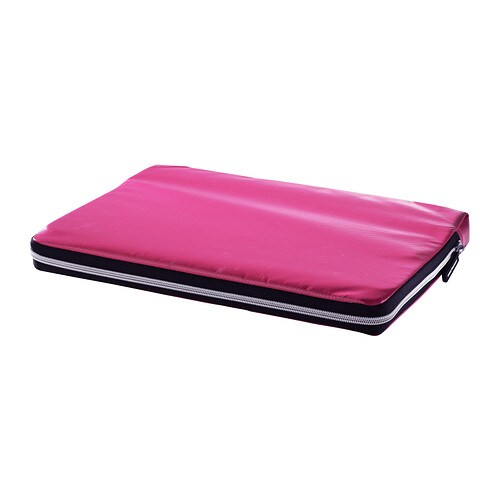 Ikea Jansjo Floor Lamp Review ~ UPPTÄCKA Laptoptas , roze Diepte 27 5 cm Hoogte 3 cm Breedte 38 cm