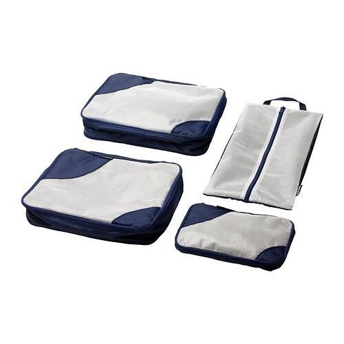 Slaapkamer Set Ikea : IKEA Travel Bags Packing