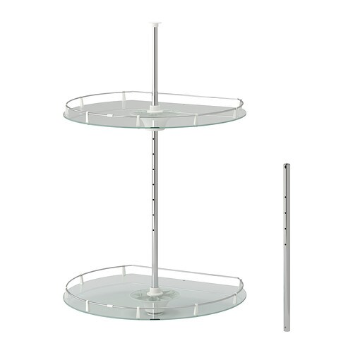 Keuken Carrousel Ikea : IKEA Corner Cabinet Carousel