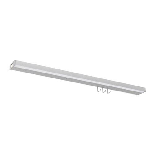 Keukenverlichting Ikea : UTRUSTA Led-montagebalk IKEA Met een goede, gelijkmatige verlichting