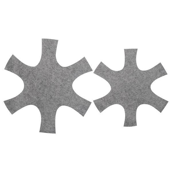 UTRUSTAD Koekenpanbeschermer, grijs, 38 cm