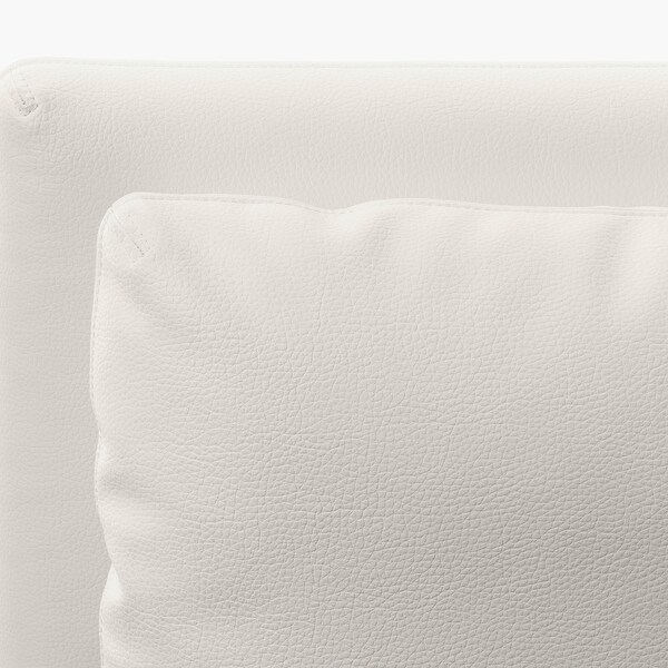 VALLENTUNA modulaire hoekbank 3-z m slaapbank en opbergruimte/Murum wit 93 cm 84 cm 266 cm 193 cm 80 cm 45 cm 80 cm 200 cm