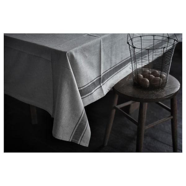 VARDAGEN Tafellaken, beige, 145x240 cm