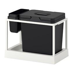 Inbouwprullenbak Ikea