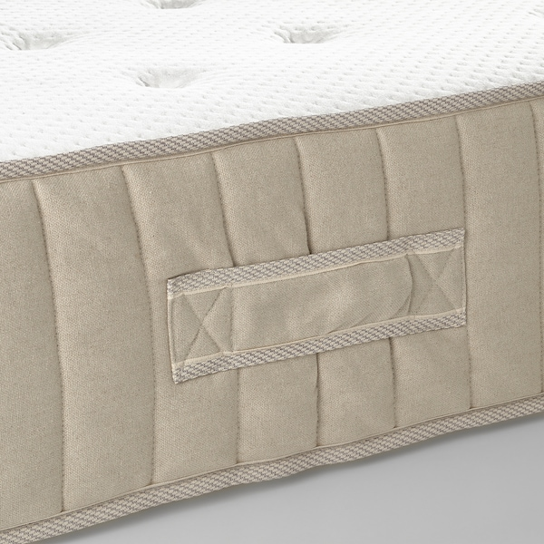 VATNESTRÖM pocketveringmatras stevig/naturel 200 cm 140 cm 26 cm