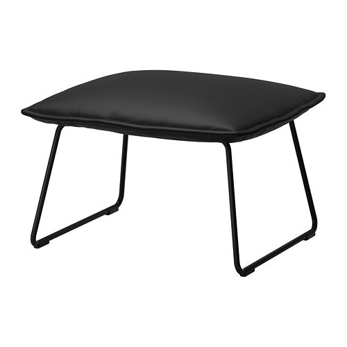 Ikea Keuken Antraciet : IKEA Stockholm Footstool