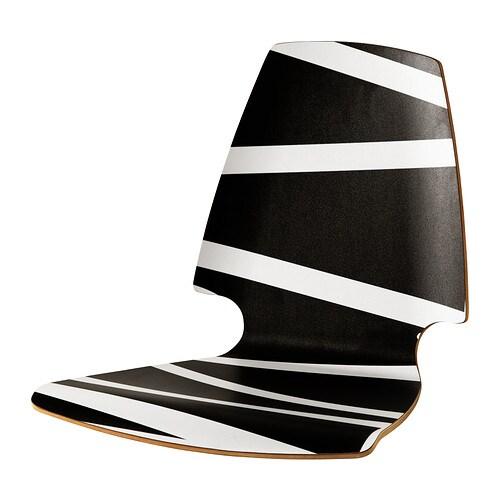 VILMAR Kuipzitting IKEA Het melamine oppervlak van de stoel is ...