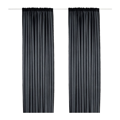 Keuken Gordijnen Ikea : IKEA Panel Curtains