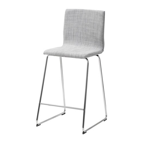 Barkruk Keuken Ikea : IKEA Bar Stool with Backrest