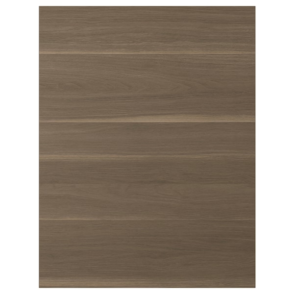 VOXTORP Bedekkingspaneel, walnootpatroon, 62x80 cm