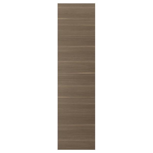 VOXTORP Bedekkingspaneel, walnootpatroon, 62x240 cm