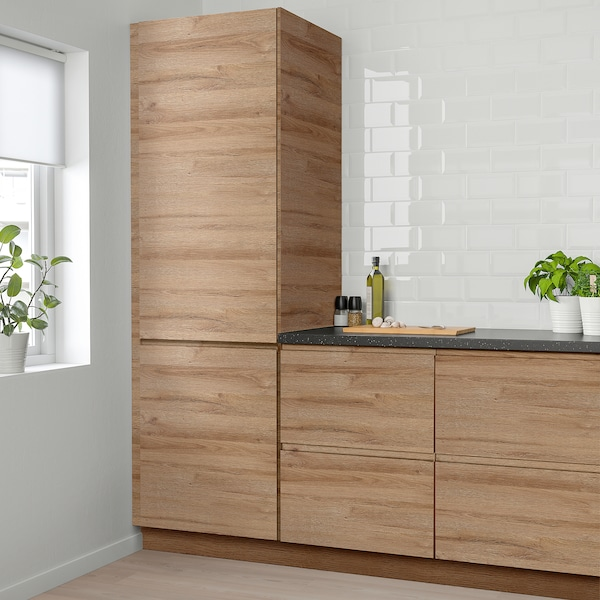 Voxtorp Deur Eiken Eikenpatroon 40x60 Cm Ikea