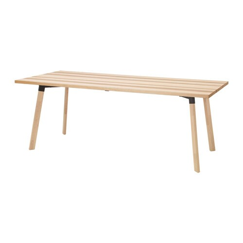 Salontafel Met Bijpassende Eettafel.Ypperlig Tafel Ikea