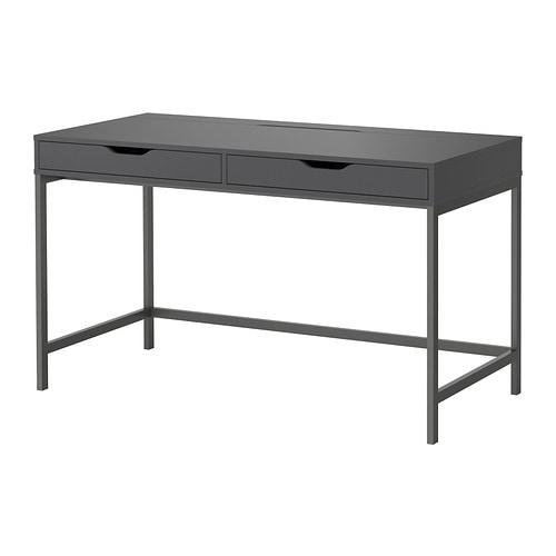ALEX Arbeidsbord grå IKEA