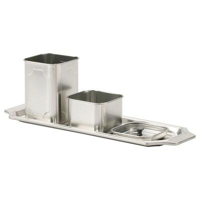 ANILINARE Oppbevaring til arbeidsbord, metall