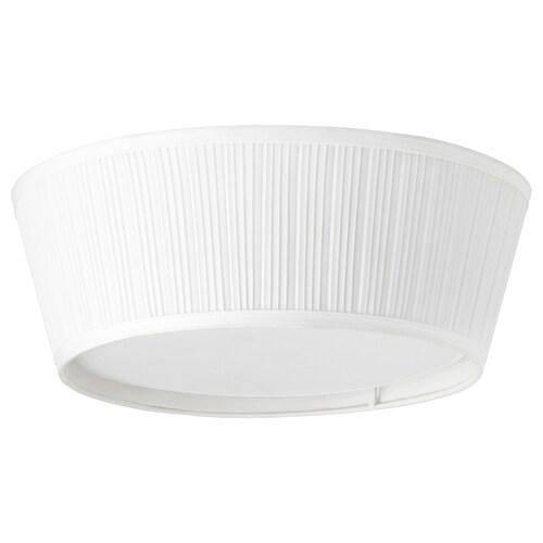 ÅRSTID plafond hvit 20 W 17 cm 46 cm