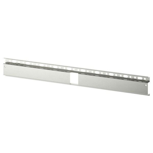 BESTÅ veggskinne sølvfarget 60 cm