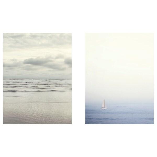 BILD Bilde, Ocean Tides, 30x40 cm