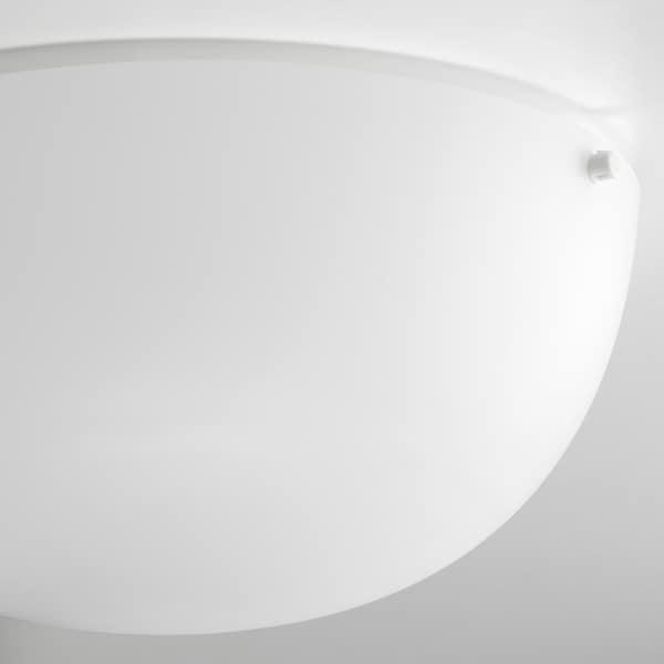 BJÄRESJÖ plafond hvit 13 W 14 cm 30 cm