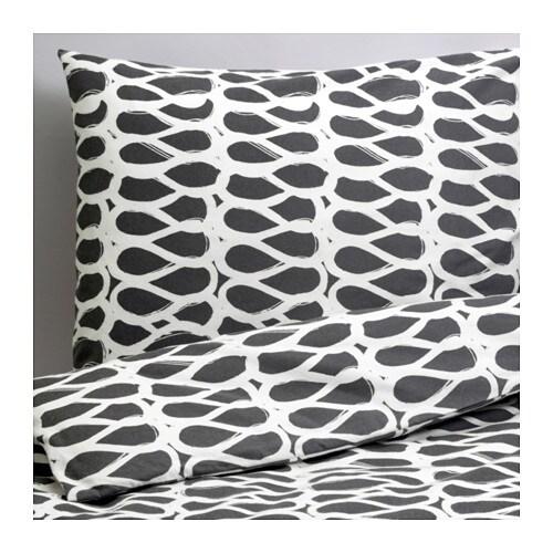 bl suga enkelt sengesett 150x200 50x60 cm ikea. Black Bedroom Furniture Sets. Home Design Ideas