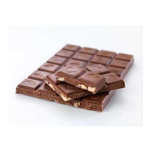 Godteri, sjokolade og snacks