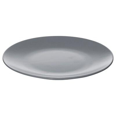 DINERA Asjett, gråblå, 20 cm