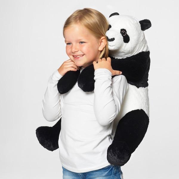 DJUNGELSKOG Kosedyr, panda