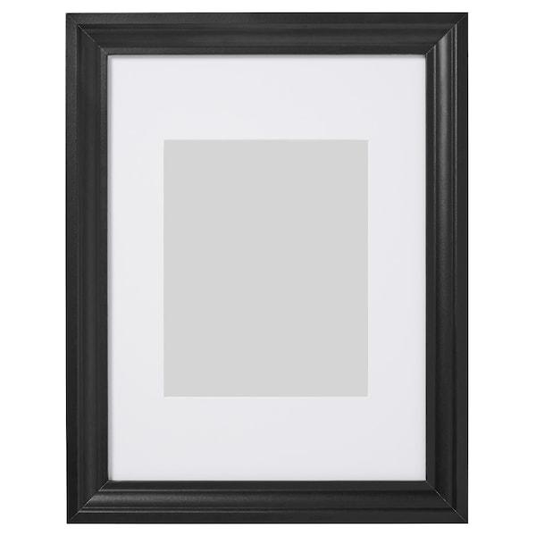 EDSBRUK Ramme, svartbeiset, 30x40 cm