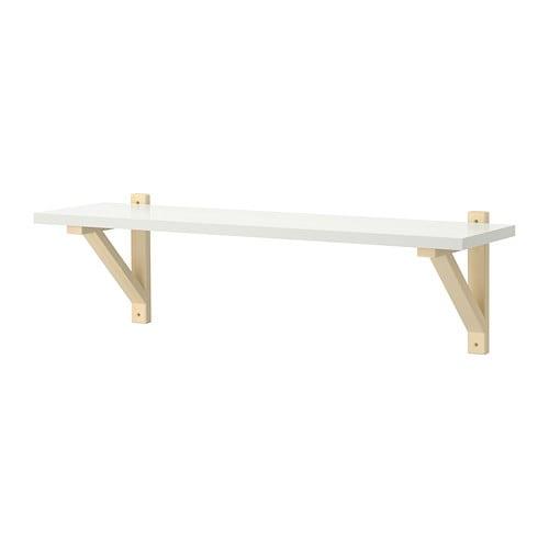 Ekby sten ekby valter vegghylle ikea for Ikea mensole da muro