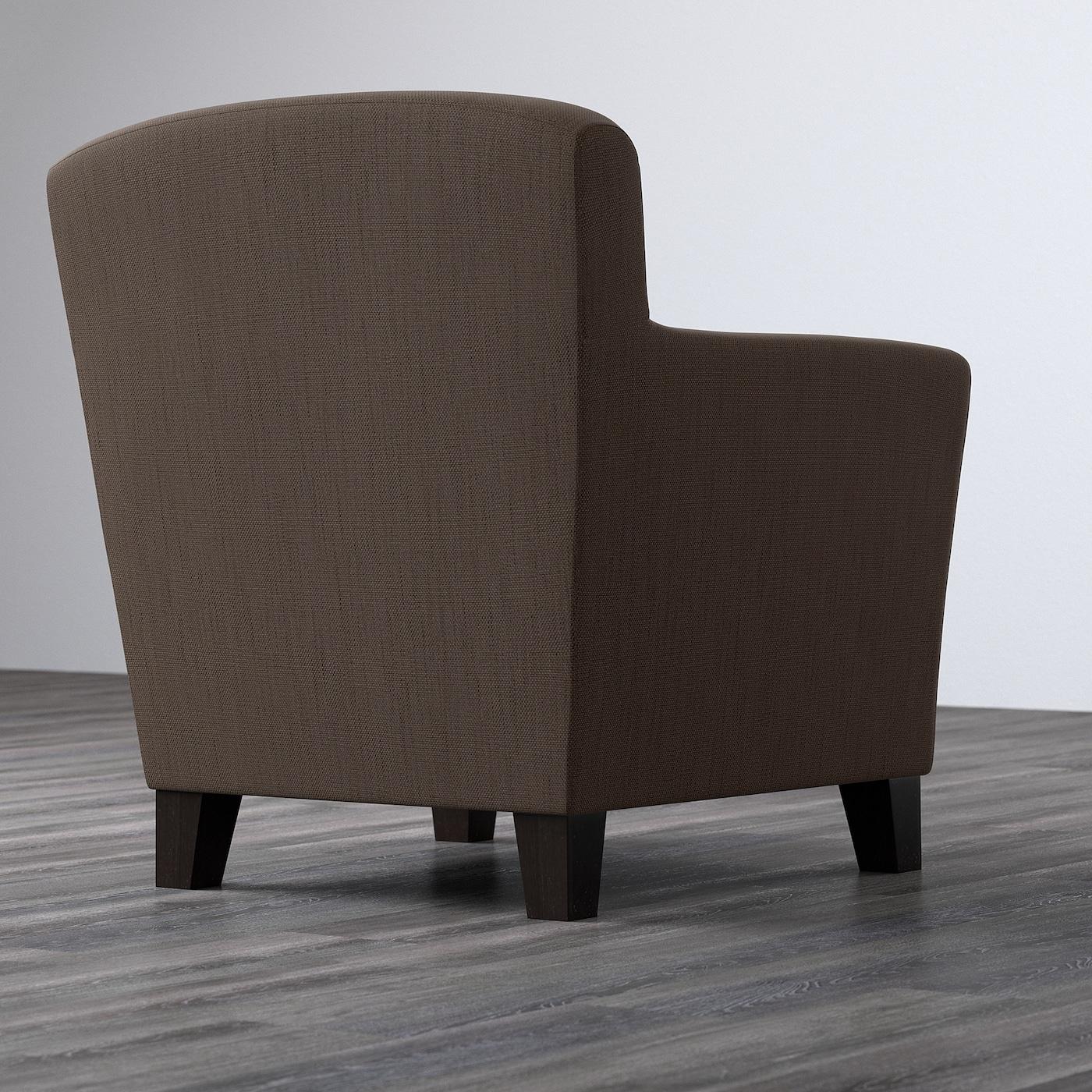 EKENÄS Lenestol Hensta mørk brun IKEA
