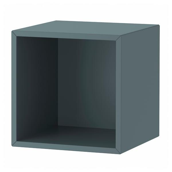 EKET Skap, gråturkis, 35x35x35 cm