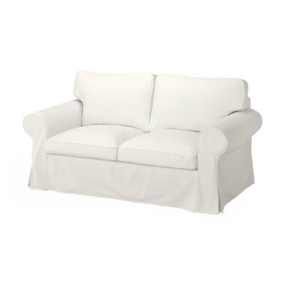 EKTORP 2-seters sofa, Blekinge hvit