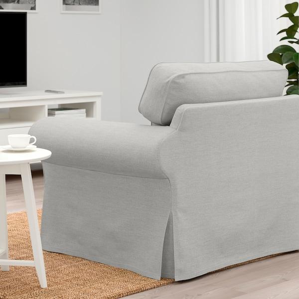 EKTORP Lenestol, Orrsta lys grå