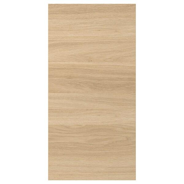 ENHET Dør, eikemønstret, 30x60 cm