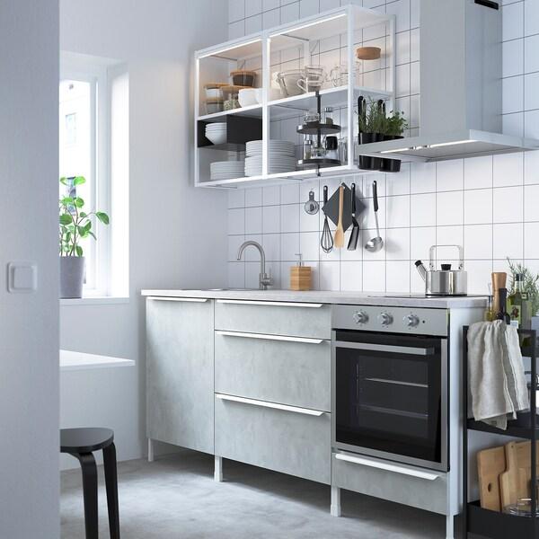 ENHET Kjøkken hvit IKEA