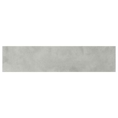 ENHET Skuffefront til benkeskap til ovn, betongmønstret, 60x14 cm