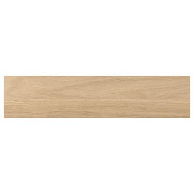 ENHET Skuffefront til benkeskap til ovn, eikemønstret, 60x14 cm