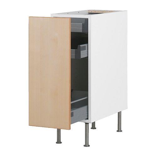 Ikea kj?kkenskap 30 cm - Materialvalg for baderomsm?bler