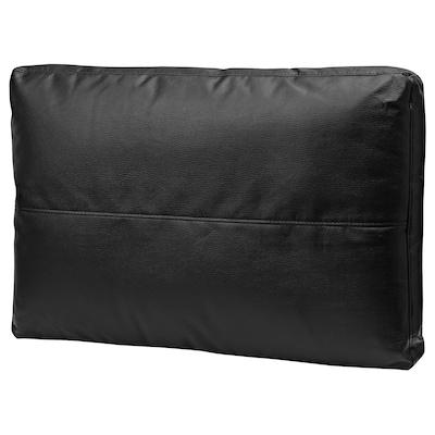 FRIHETEN Komfortpute, Bomstad svart, 67x47 cm