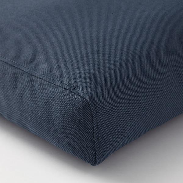 FRÖSÖN Trekk til ryggpute, utendørs blå, 62x44 cm
