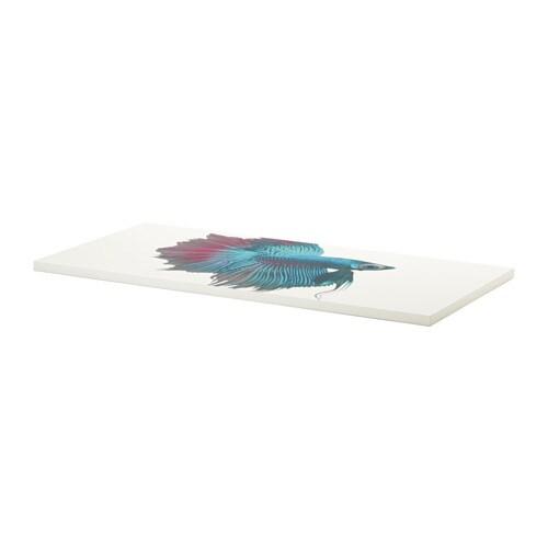 GILTIG bordplate, fisk
