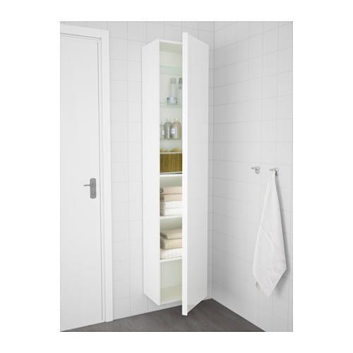 Ikea høyskap bad