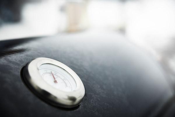 GRILLSKÄR Kjøkken m oppvaskkum/kullgrill, ute, rustfritt stål, 258x61 cm
