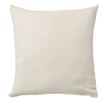 HEDSÄV Putetrekk, offwhite, 50x50 cm